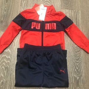 Puma Track Suit for Boys